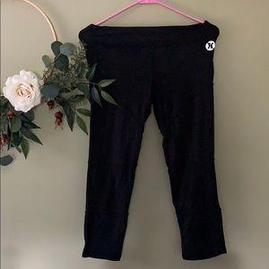 Hurley 3/4 length active leggings